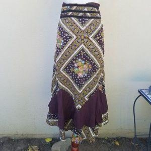 Vintage Free People skirt